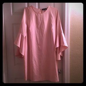 Eloquii Pink Dressy Dress